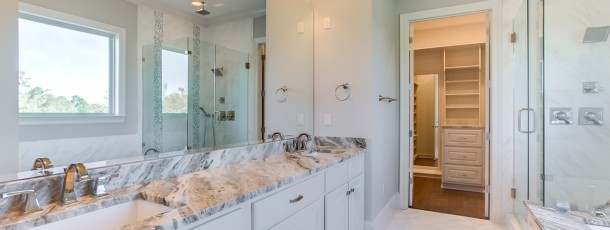 312 Steeplechase Master Bathroom